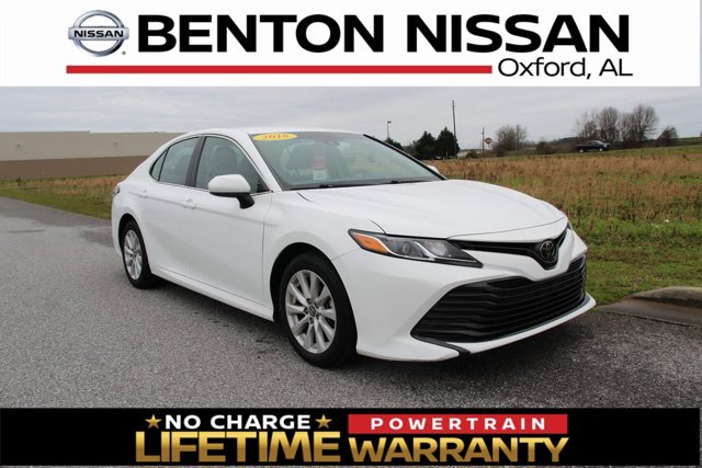 Used 2018 Toyota Camry in Oxford, AL