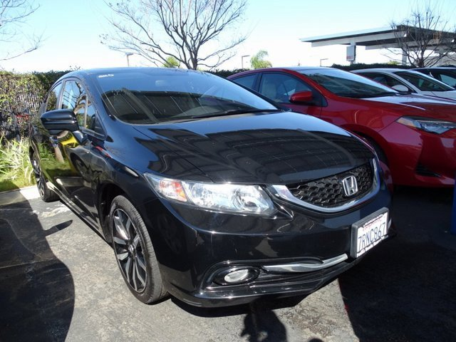 Used 2015 Honda Civic Sedan in Chula Vista, CA