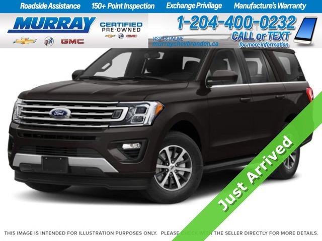 2019 Ford Expedition XLT XLT 4x4 Twin Turbo Premium Unleaded V-6 3.5 L/213 [4]