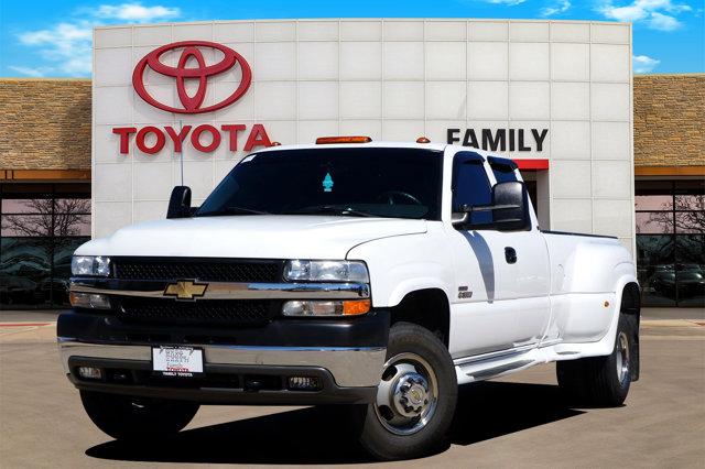 Used 2002 Chevrolet Silverado 3500 in Burleson, TX