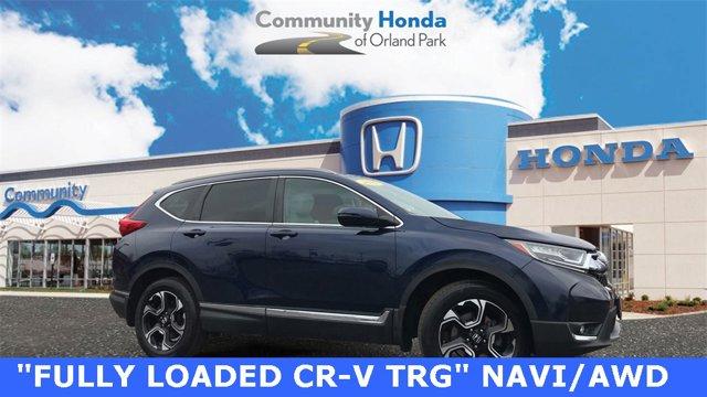 Used 2017 Honda CR-V in Orland Park, IL