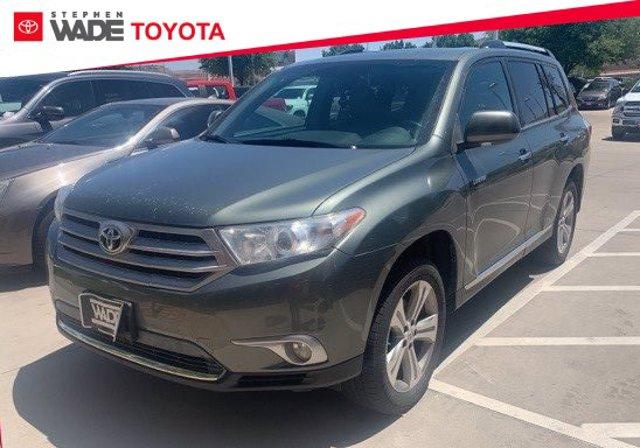 Used 2013 Toyota Highlander Limited