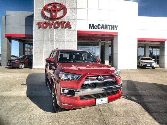 New 2020 Toyota 4Runner in Sedalia, MO