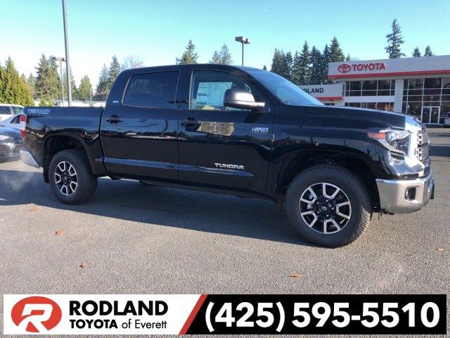 New 2020 Toyota Tundra in Everett, WA