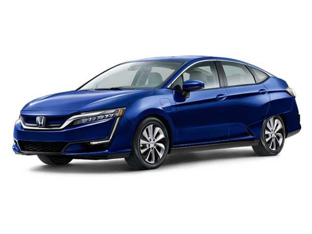 New 2017 Honda Clarity Electric Sedan