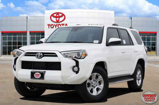 New 2020 Toyota 4Runner in Dallas, TX