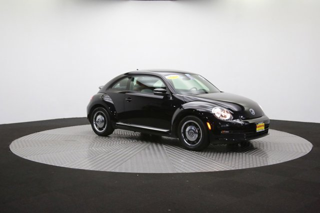 2016 Volkswagen Beetle Coupe for sale 124793 44