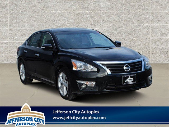 Used 2014 Nissan Altima in Jefferson City, MO