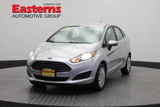 2016 Ford Fiesta S 4dr Car