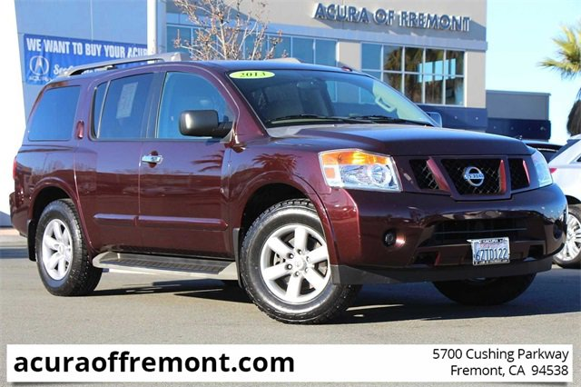 Used 2013 Nissan Armada in , CA