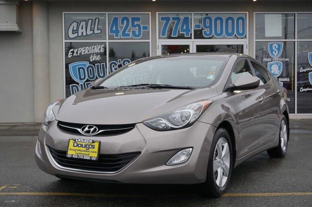 Used 2013 Hyundai Elantra in Lynnwood Seattle Kirkland Everett, WA