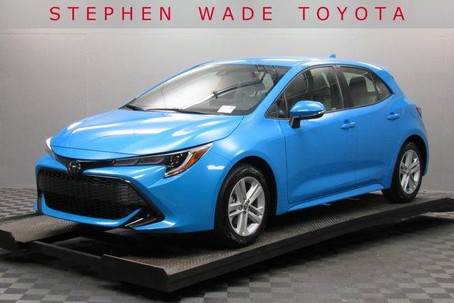 New 2019 Toyota Corolla Hatchback in St. George, UT
