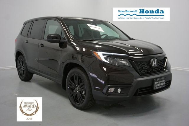 New 2019 Honda Passport in Enterprise, AL