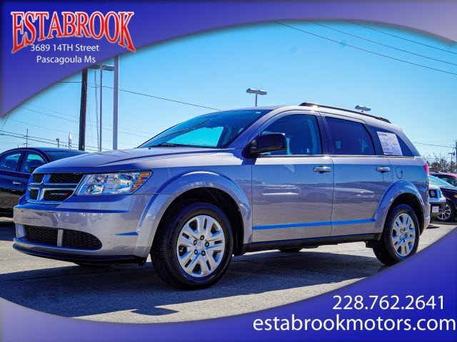 Used 2017 Dodge Journey in , MS