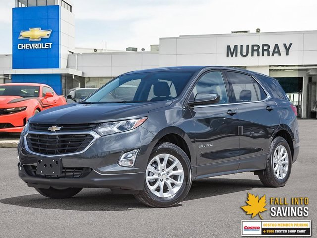 2020 Chevrolet Equinox LT AWD 4dr LT w/1LT Turbocharged Gas I4 1.5L/92 [8]