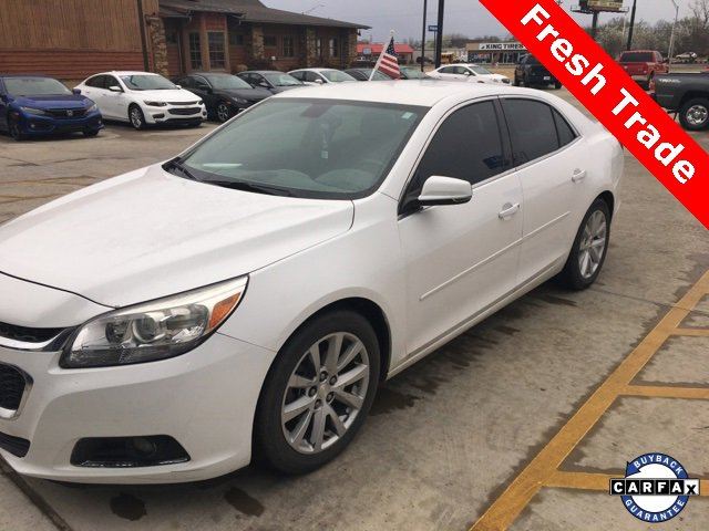 Used 2014 Chevrolet Malibu in Muskogee, OK