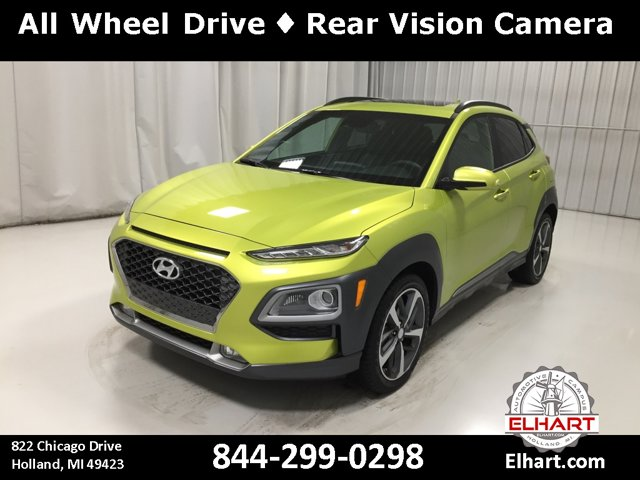 Used 2020 Hyundai Kona in Holland, MI