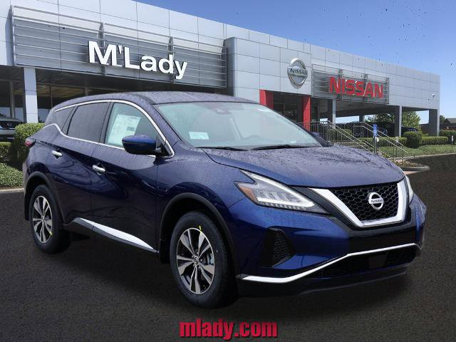 2020 Nissan Murano S FWD FWD S Regular Unleaded V-6 3.5 L/213 [18]