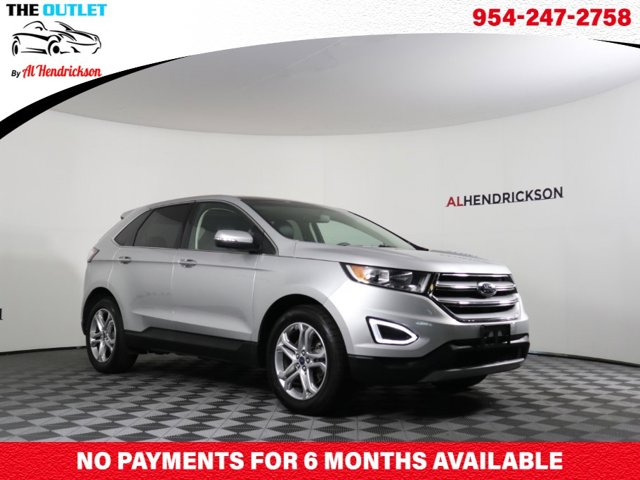 Used 2018 Ford Edge in Coconut Creek, FL