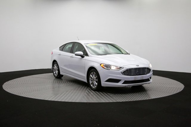 2017 Ford Fusion for sale 123712 45