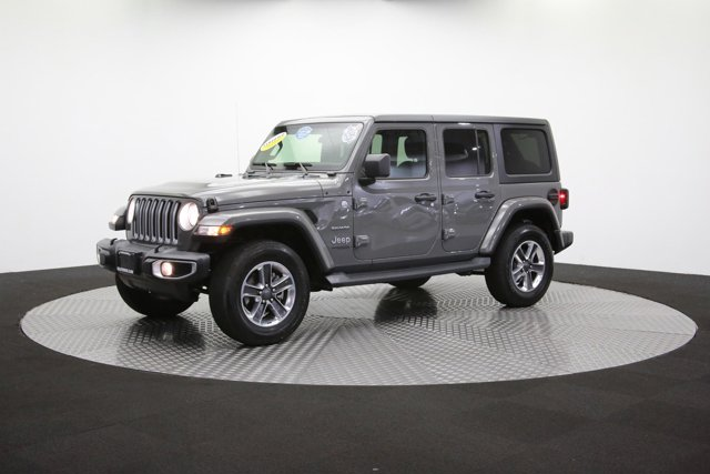 2019 Jeep Wrangler Unlimited for sale 124133 50