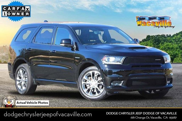 2020 Dodge Durango R/T R/T RWD Regular Unleaded V-8 5.7 L/345 [0]