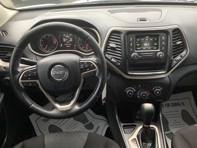 Used 2016 Jeep Cherokee FWD 4dr Altitude