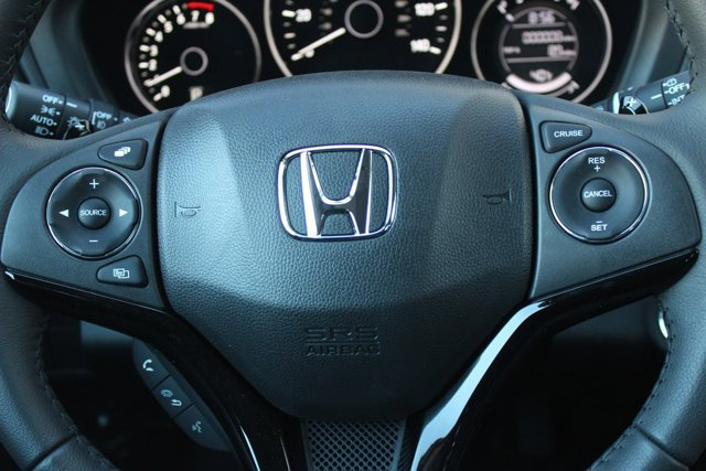 New 2017 Honda HR-V EX-L Navi AWD CVT