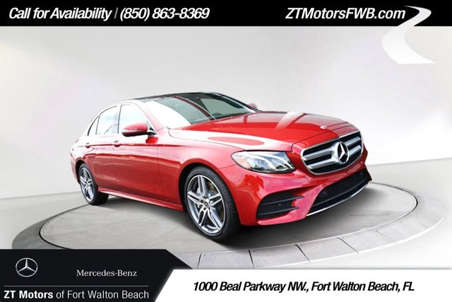 New 2019 Mercedes-Benz E-Class in Fort Walton Beach, FL