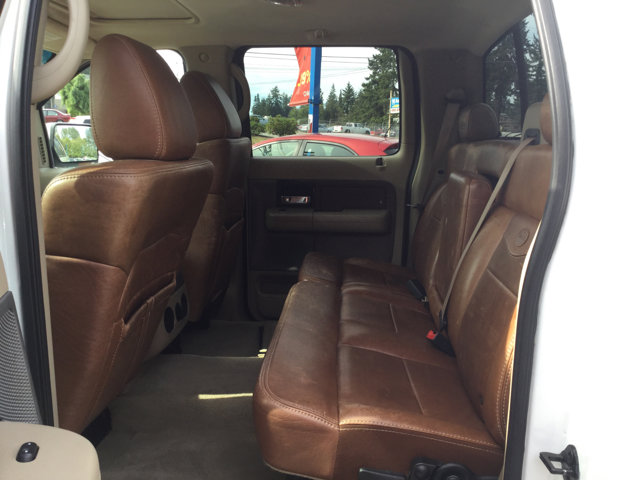 Used 2007 Ford F-150 4WD SuperCrew 139 King Ranch