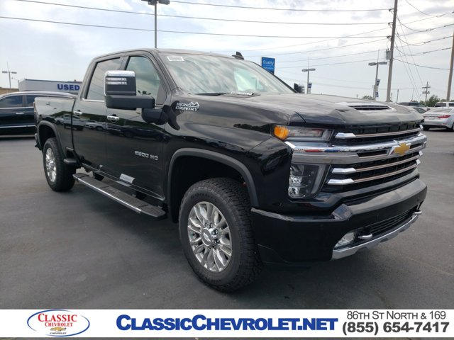 New 2020 Chevrolet Silverado 2500HD in Owasso, OK