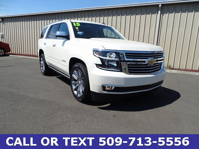 Used 2015 Chevrolet Tahoe in Pasco, WA