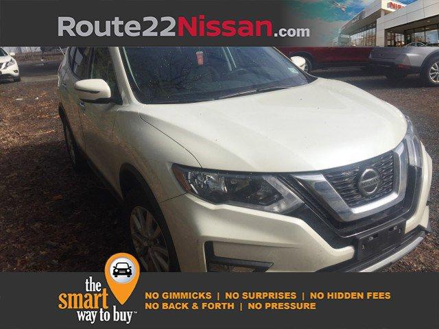 2018 Nissan Rogue SV AWD SV Regular Unleaded I-4 2.5 L/152 [10]