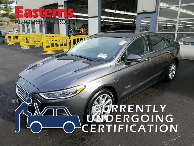 2017 Ford Fusion Energi SE 4dr Car