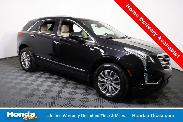 Used 2017 Cadillac XT5 in Ocala, FL