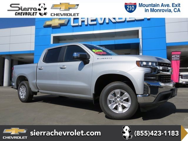 2020 Chevrolet Silverado 1500 LT 2WD Crew Cab 147″ LT Gas V8 5.3L/325 [13]