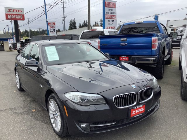 Used 2013 BMW 5 Series 4dr Sdn 535i RWD