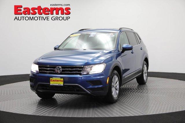 2018 Volkswagen Tiguan SE Sport Utility
