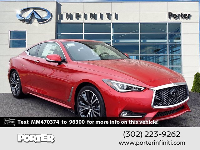 2021 INFINITI Q60 3.0t LUXE 3.0t LUXE AWD Twin Turbo Premium Unleaded V-6 3.0 L/183 [7]