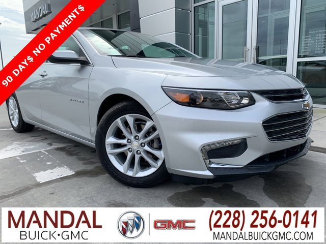 Used 2016 Chevrolet Malibu in D'Iberville, MS