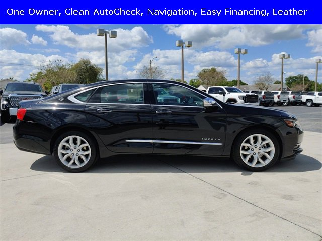 Used 2019 Chevrolet Impala in Lakeland, FL