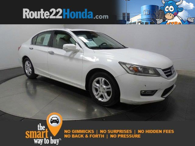 2013 Honda Accord Sedan EX