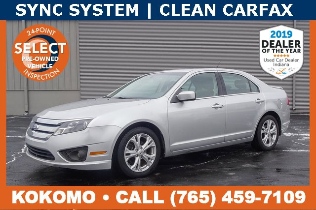 Used 2012 Ford Fusion in Indianapolis, IN