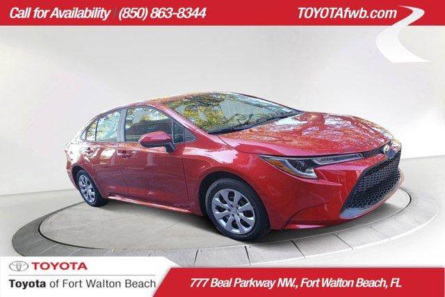 New 2020 Toyota Corolla in Fort Walton Beach, FL