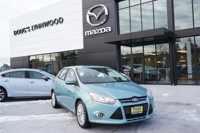 Used 2012 Ford Focus in Lynnwood Seattle Kirkland Everett, WA