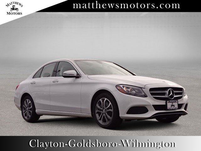 Used 2016 Mercedes-Benz C-Class in , NC