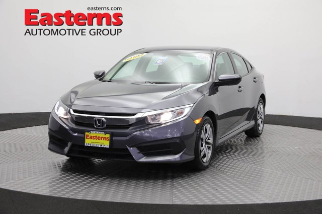 2017 Honda Civic for sale 125699 0