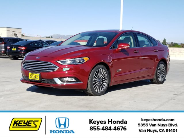 Used 2017 Ford Fusion Energi in  Van Nuys, CA