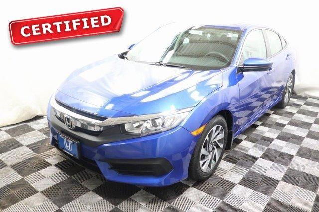 Used 2017 Honda Civic Sedan in Akron, OH
