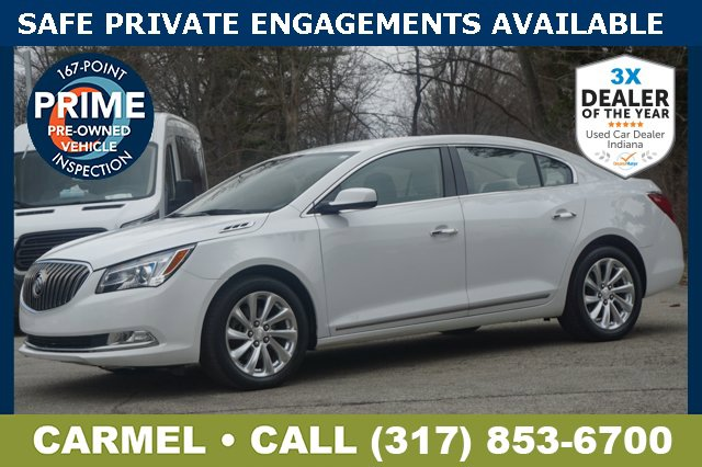 Used 2015 Buick LaCrosse in Indianapolis, IN